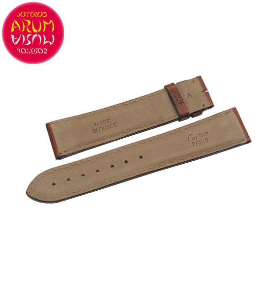Z Cartier Leather Strap 20-18 RAC1479