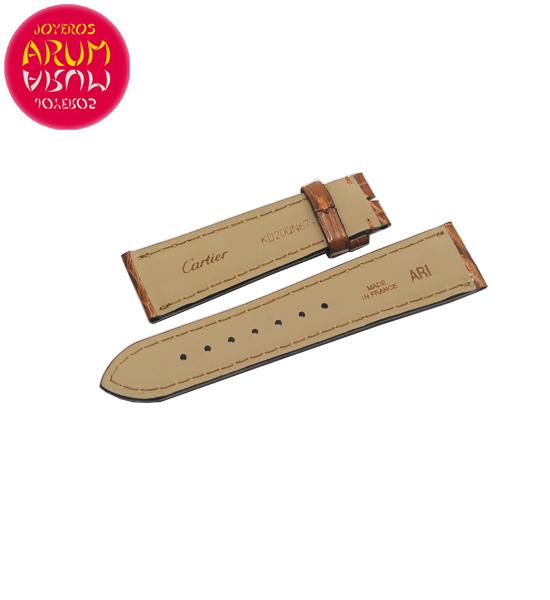 Z Cartier Leather Strap 19-16 RAC1493