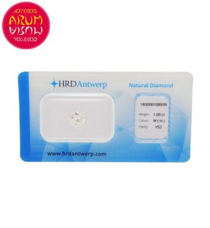 Diamond for Investment 1.00 ct. RAJ1633