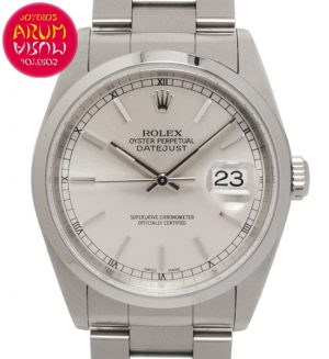 Rolex Datejust Shop Ref. 5727/2352