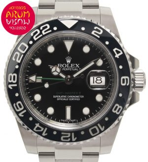"Rolex GMT Master II Shop Ref. 5754/2379 ""SOLD"""