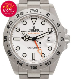 "Rolex Explorer II Shop Ref. 5756/2381 ""SOLD"""