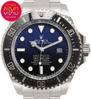 "Rolex Sea-Dweller ""James Cameron"" Shop Ref. 5759/2384"