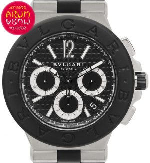 Bulgari Diagono Shop Ref. 5746/2371