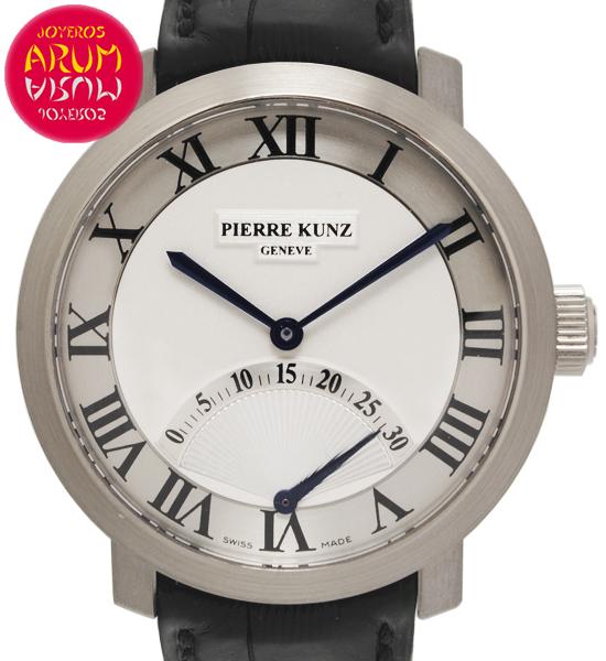 Pierre Kunz Retrograde Seconds Shop Ref. 5660/2285