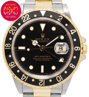 Rolex GMT Master II Shop Ref. 5688/2313