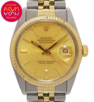 Rolex Datejust Shop Ref. 5698/2323