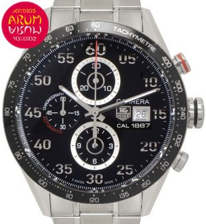 Tag Heuer Carrera Shop Ref. 5765/2390