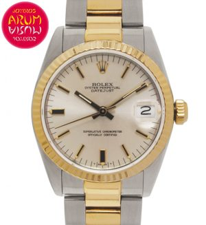 Rolex Datejust Midsize Shop Ref. 5757/2382